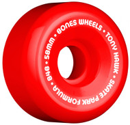 Bones Wheels	SPF Hawk Mini Cube - Red - 58mm