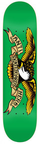 Anti Hero Deck - Classic Eagle Medium	Green - 7.81""