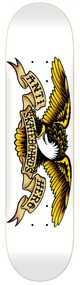 Anti Hero Deck - Classic Eagle XXL - White - 8.75  IN