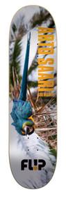 "Flip Deck - Saari Side Mission Parrot - 8.4"""