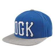 DGK - Getters Snapback Hat - Royal / Grey