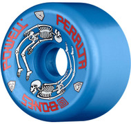 Powell Peralta Wheels - G Bones #2 97A - Blue - 64  MM