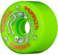 Powell Peralta Wheels - G Bones #2 97A - Green - 64  MM