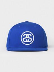 Stussy - SS Link Snapack Hat - Royal Blue