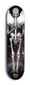 Skate Mental Pro Deck - Plunkett Deep Space Toke - 8.25  IN