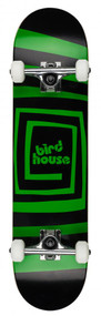 Birdhouse Complete Stage 2 - Target Logo - Black/Green - 7.75  IN