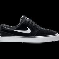 Nike SB - Janoski Kids Shoes - Black/White