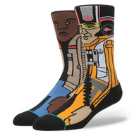 Stance Socks X Star Wars - Rebel Forces Finn and Poe