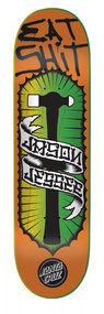 Santa Cruz Pro Deck - Jessee Eat Shit - 8.5""