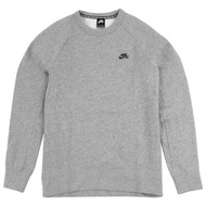 Nike SB Icon Crew Sweatshirt - Grey