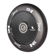 Drone XR-2 Fetherlite Scooter Wheels 110mm - Black/Neo Chrome
