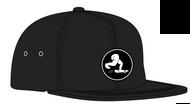 RIPNDIP - Rippin Ass Six Panel Hat - Black