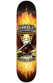 """Darkstar - Harley Davidson Brand Deck 8.125"""""""