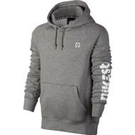 Nike SB Icon Hoodie - Grey
