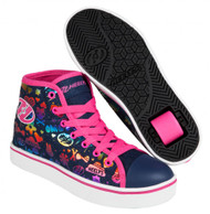 Heelys - Veloz - Dark Denim/Rainbow