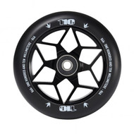 Blunt 110mm Diamond Wheels - Black