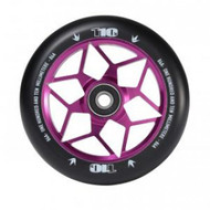 Blunt 110mm Diamond Wheels - Purple