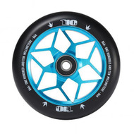 Blunt 110mm Diamond Stunt Scooter Wheel - Blue