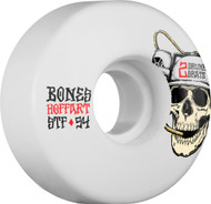 Bones Wheels - STF Hoffart Beer Master V3 - White - 54  MM