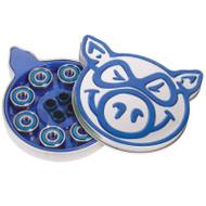 Pig Abec 3 Blue Bearings
