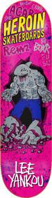 """Heroin - Shark Justice - Lee Yankou - 8.3875"""""""