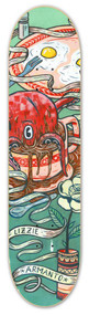 Birdhouse Pro Deck Lizzie Armando Favorites 8.00""