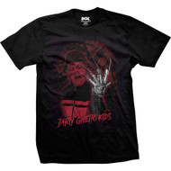 DGK X Horror Hip Hop - Nightmare On Elm Street Tee