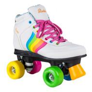 Rookie Roller-skates - Forever Rainbow - White/Multi