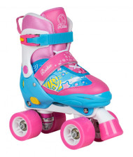 Rookie Adjustable Skate Fab Junior - Pink/Blue