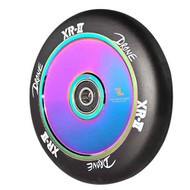 Drone XR-2 Fetherlite Scooter Wheels 110mm - Black/Neo