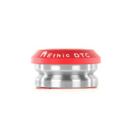 Ethic DTC Basics Integrated Headset - Red