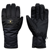 DC Franchise - Snowboard/Ski Gloves - Black