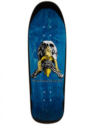 Blind Gonz Skull & Banana Silkscreened Deck 9.875""