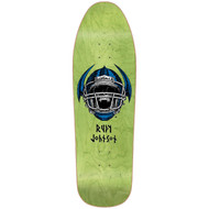 Blind Johnson Jock Skull Silkscreened Deck 9.875""