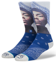 Stance Anthem Praise Snoop Dogg What's My Name Socks