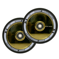 Root Industries 120mm Air Wheels - Gold Rush