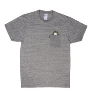 RIPNDIP Cat Nip Pocket Tee - Grey