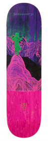 Alien Workshop One Off Deck - Dino JR Give a Glimpse	Pink - 8.125  IN