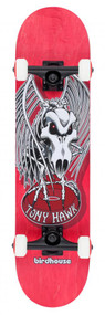 "Birdhouse Complete Skateboard Tony Hawk Falcon 7.5"" - Red"