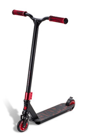 Slamm Classic  VI Stunt Scooter - Black and Red