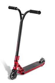 Slamm Urban VII Stunt Scooter - Grey and Red