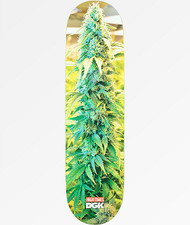 High Times X DGK Cone Skateboard Deck 8.06""
