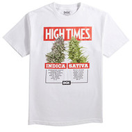 High Times X DGK Fire Up Tee - White