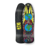 "World Industries Jef Hartsel Globes Reissue Skateboard Deck 10.0"""