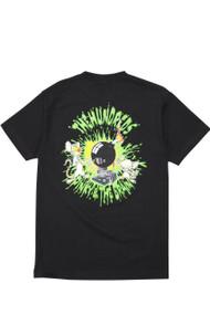 The Hundreds X Animaniacs - Pinky & The Brain T-Shirt - Black