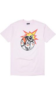 The Hundreds X Animaniacs - AniAdam Bomb T-Shirt - Pink