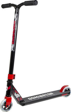Dominator Scooters 2017 Trooper Black//Red