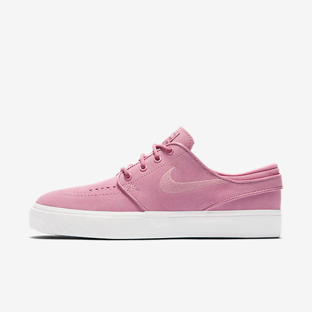 more photos e9ef5 c253f Nike SB Zoom Stefan Janoski Older Kids Skateboarding Shoe - Pink. Price:  £37.95. Image 1