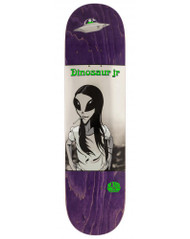 Alien Workshop X Dinosaur Jr Skateboard Deck - Green Dream 8.25""