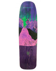 "Alien Workshop X Dinosaur Jr Skateboard Deck - Give a Glimpse - 8.75"""